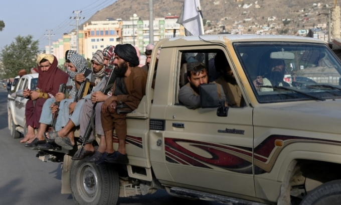 Taliban gửi thư kết án tử thân nhân cộng tác viên của Mỹ