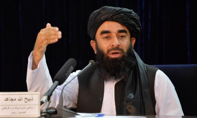Taliban nói không có bằng chứng bin Laden chủ mưu vụ 11/9