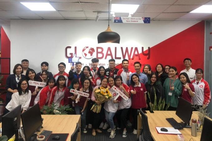 Học sinh tham gia Workshop Trải nghiệm du học tại Globalway.
