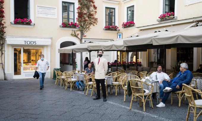 Cách Italy sống chung với Covid-19