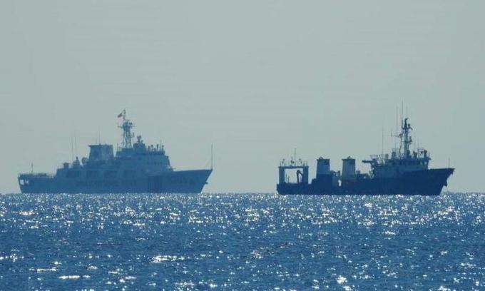 Mỹ chỉ trích luật hàng hải Trung Quốc