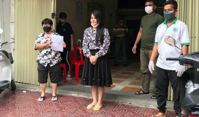 Campuchia bắt người mạo nhận con gái Thủ tướng
