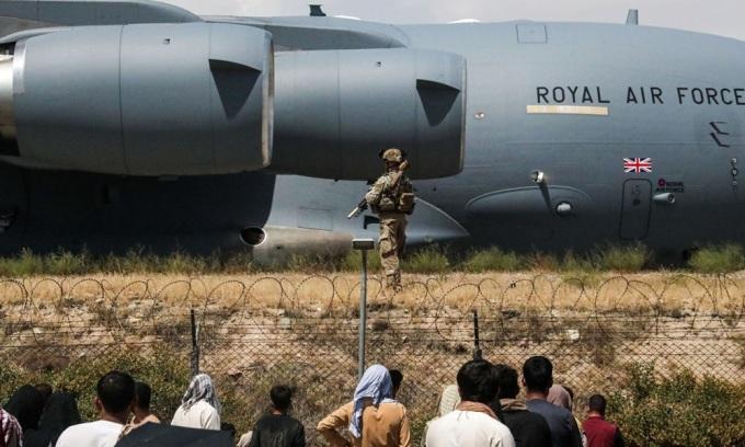 Anh điều tra thư tuyệt mệnh nghi của cựu binh ở Afghanistan