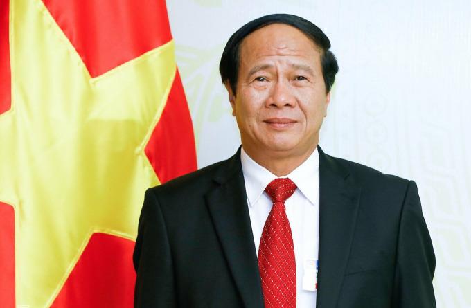 Phó thủ tướng Lê Văn Thành. Ảnh: VGP
