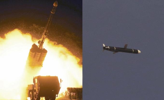 Tên lửa Triều Tiên vừa thử có thể xuyên thủng lưới phòng không