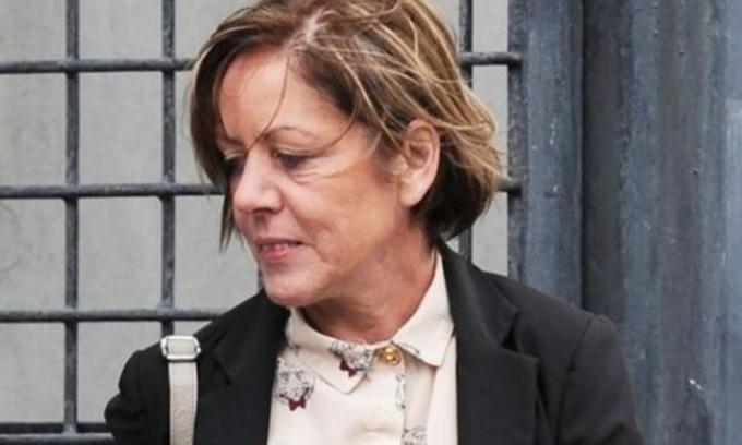 Margaret Loughrey, người trúng xổ số lớn nhất  Bắc Ireland. Ảnh: Irish Times.