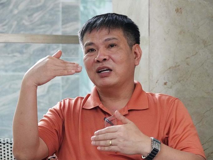 Tiến sĩ Lương Hoài Nam. Ảnh: Hà An