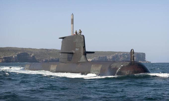 Ván cược tàu ngầm hạt nhân của Australia