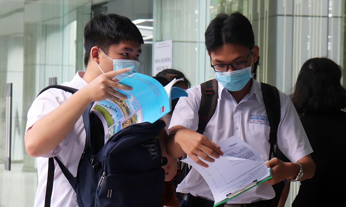 Đại học Quốc gia TP HCM hủy thi đánh giá năng lực đợt 2