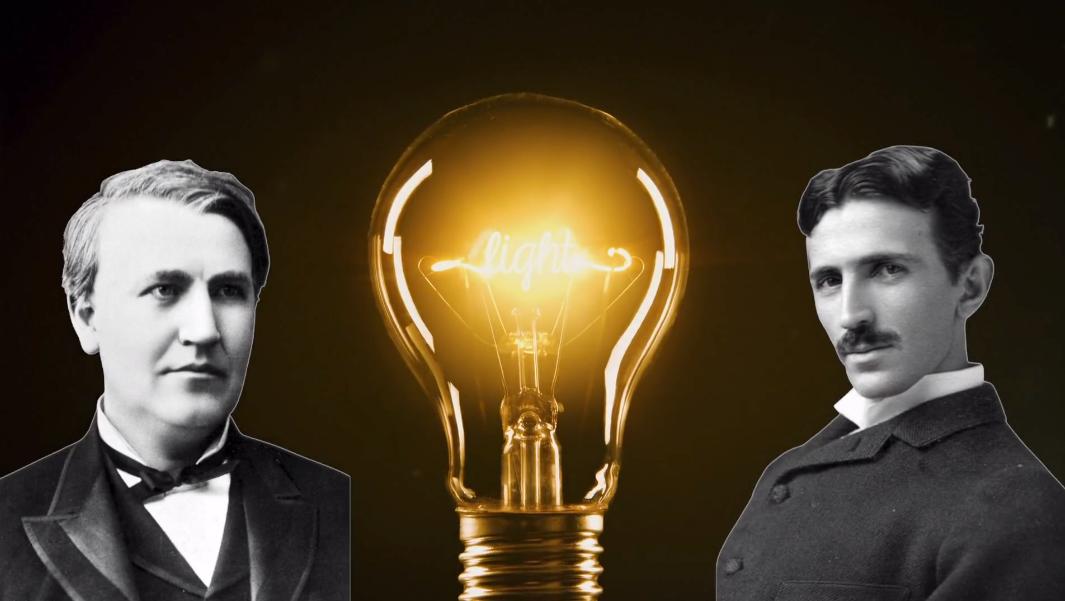 Tại sao Edison giàu có và nổi tiếng hơn Tesla?