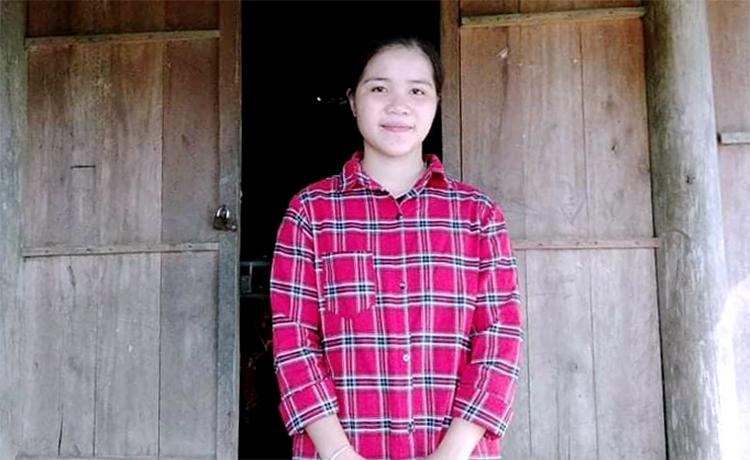 Cô gái đầu tiên ở bản Rào Tre đỗ đại học