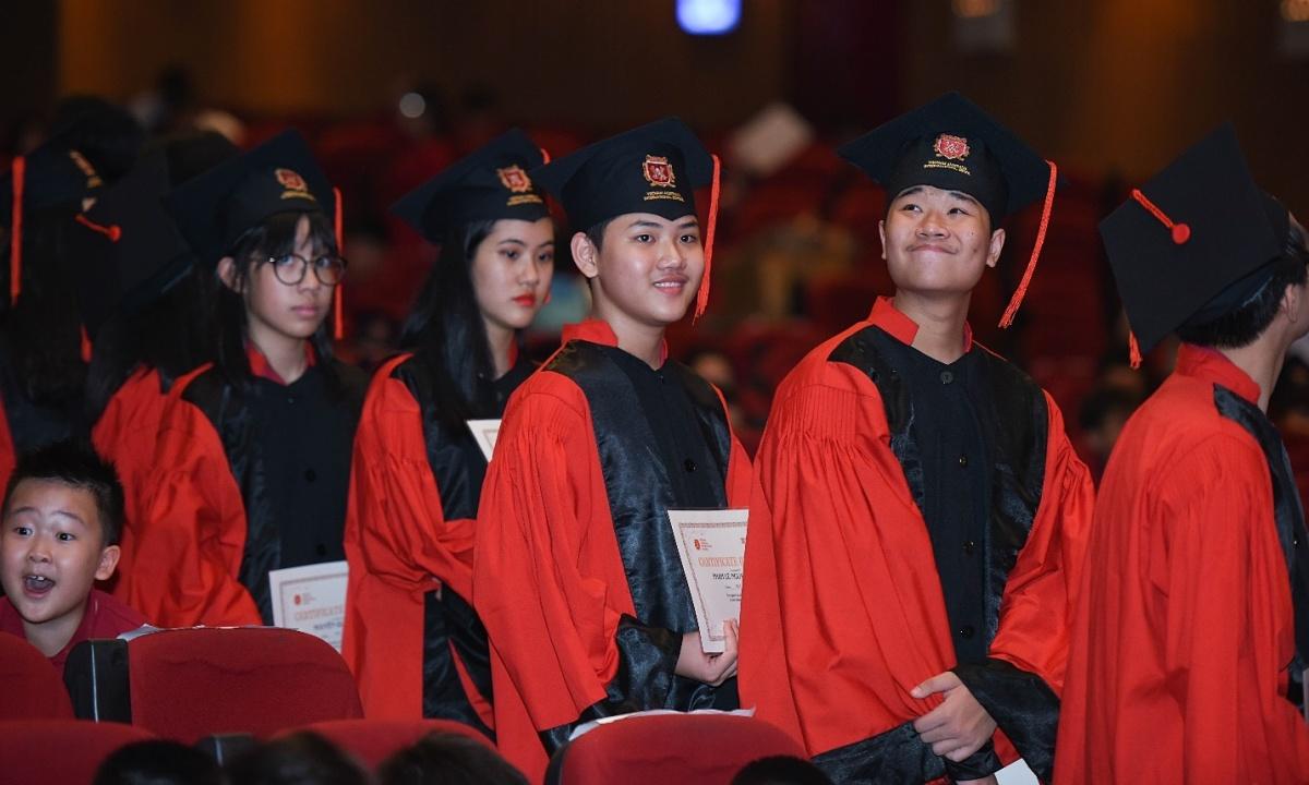 7 thành tích ấn tượng của học sinh VAS trong năm học 2020-2021