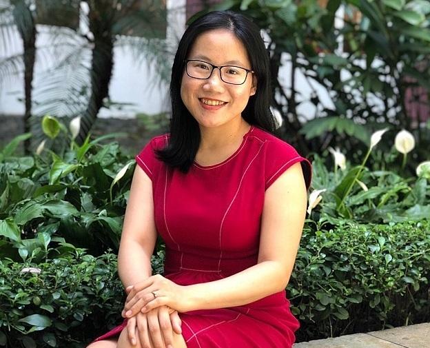TS Hà Thị Thanh Hương, nhà thần kinh học. Ảnh: NVCC