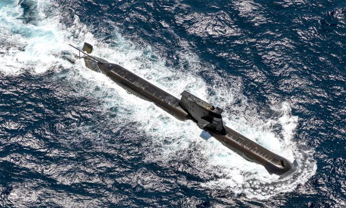 Việt Nam lên tiếng về thỏa thuận tàu ngầm hạt nhân của Australia