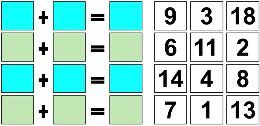 Đo độ nhanh trí với bốn câu đố