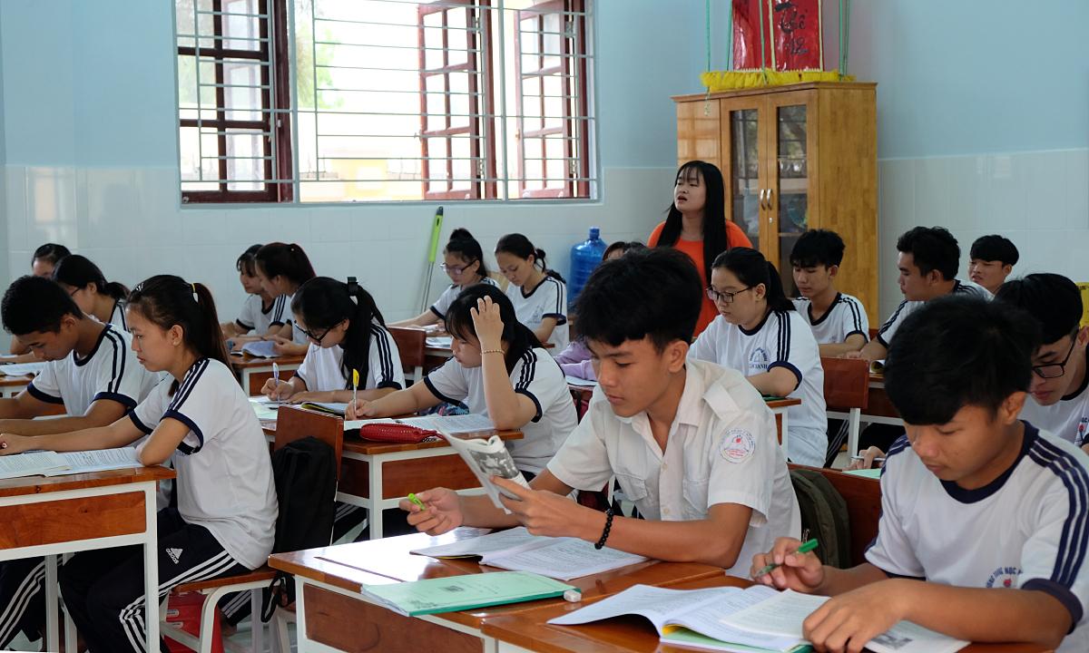 Đề xuất học sinh Cần Giờ trở lại trường sau ngày 30/9