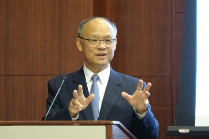 Trưởng đoàn đàm phán thương mại Đài Loan John Deng, Ảnh: CNA.