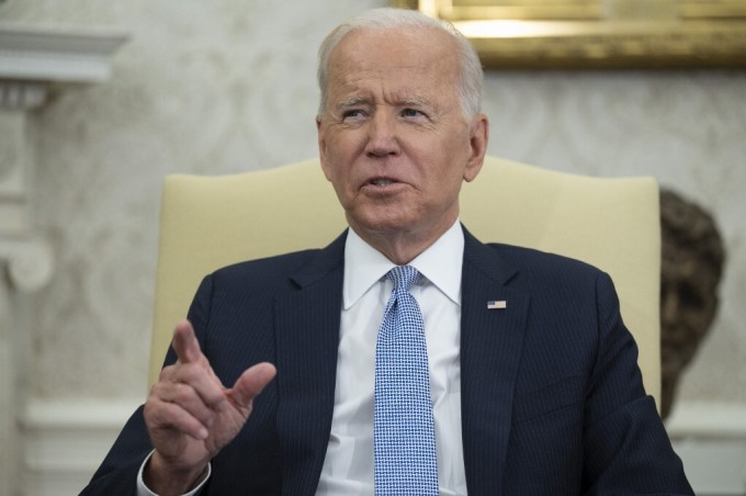 Tổng thống Mỹ Joe Biden tại Nhà Trắng hôm 24/9. Ảnh: AFP.