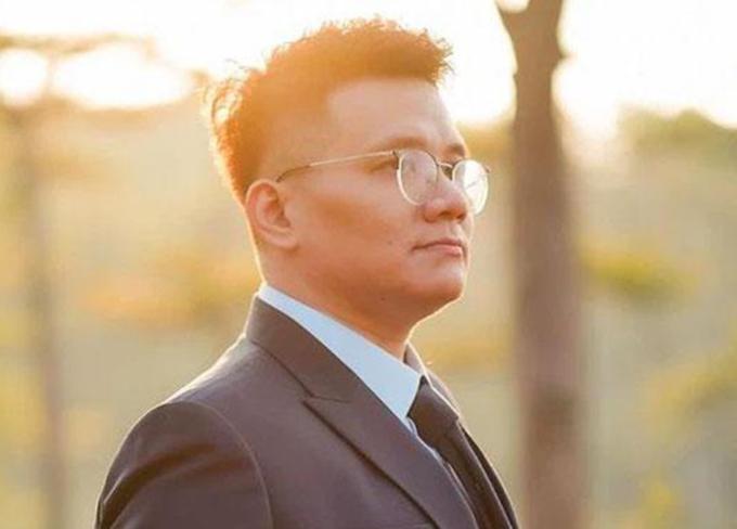 Nhâm Hoàng Khang. Ảnh: facebooke nhân vật