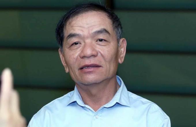 Đại biểu Lê Thanh Vân, thường trực Ủy ban Tài chính - Ngân sách. Ảnh: Hoàng Phong