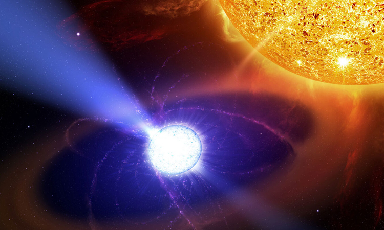 Phát hiện ngôi sao nơi một ngày chỉ dài 25 giây