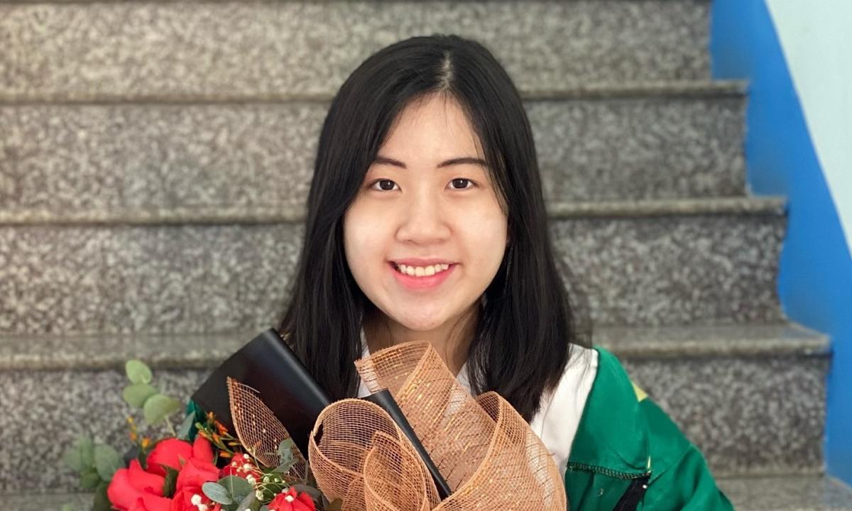 Nữ sinh Việt đỗ học bổng y khoa hàng đầu Australia