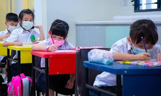 Học sinh Singapore phải xét nghiệm Covid-19 hai tuần một lần