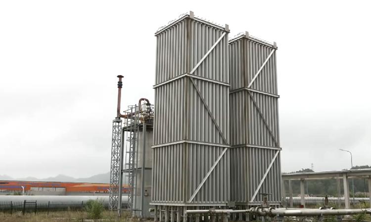 Trung Quốc thử nghiệm hệ thống tích trữ điện khí nén